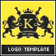 King Guard Logo Template - GraphicRiver Item for Sale