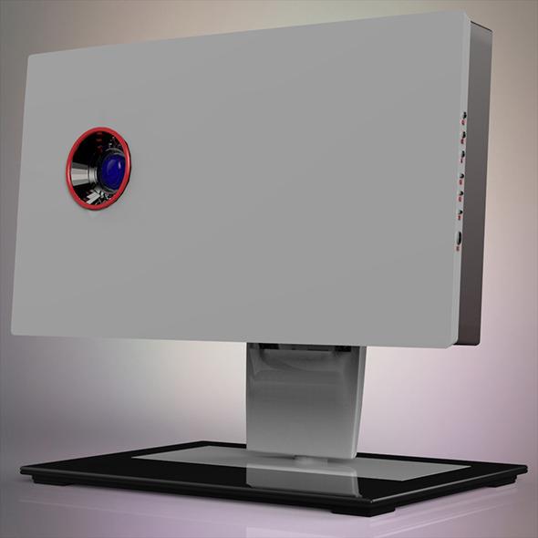 3DOcean projector movie camera 10427777