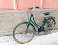 green bike - PhotoDune Item for Sale