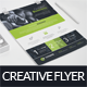 Cresent_Creative Business Flyers/Adds - GraphicRiver Item for Sale