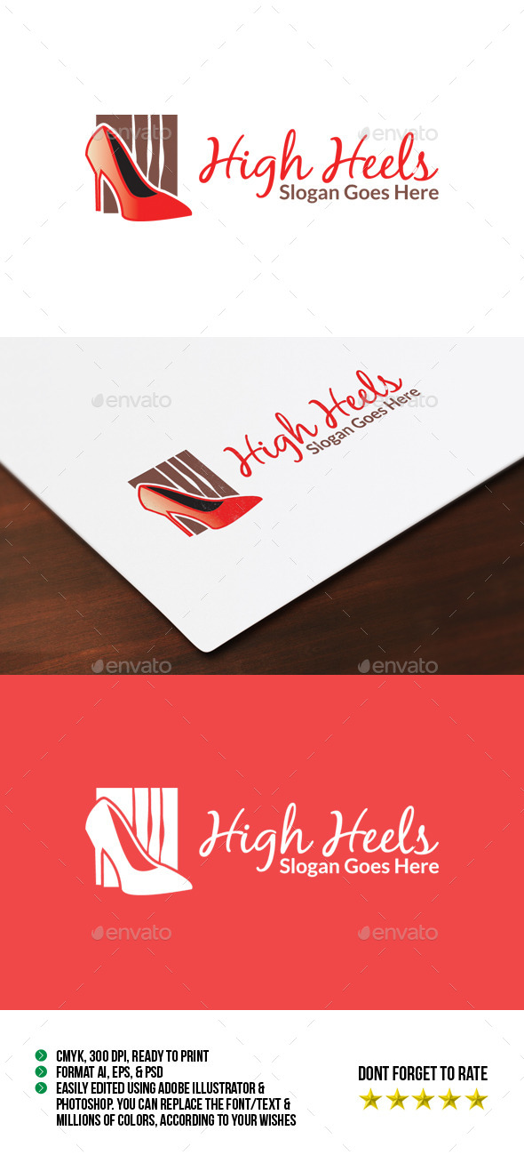High Heels Logo
