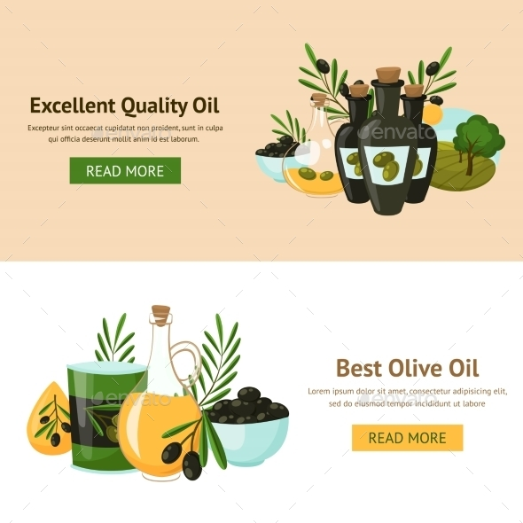 GraphicRiver Olive Design Concept 10428219