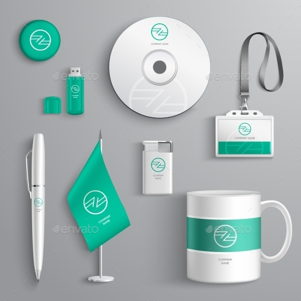 GraphicRiver Corporate Identity Design 10428224