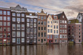 Canal houses Amsterdam - PhotoDune Item for Sale