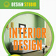 Interior Solutions Rollup Banner 31 - GraphicRiver Item for Sale