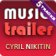 Glitchy Hybrid Epic Trailer - AudioJungle Item for Sale