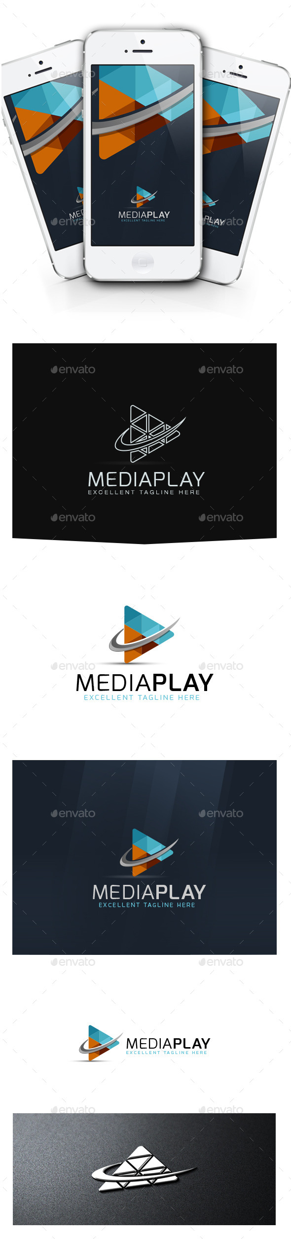GraphicRiver Media Play 10428915
