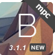 Blaszok - Ultimate Multi-Purpose Responsive Theme - ThemeForest Item for Sale