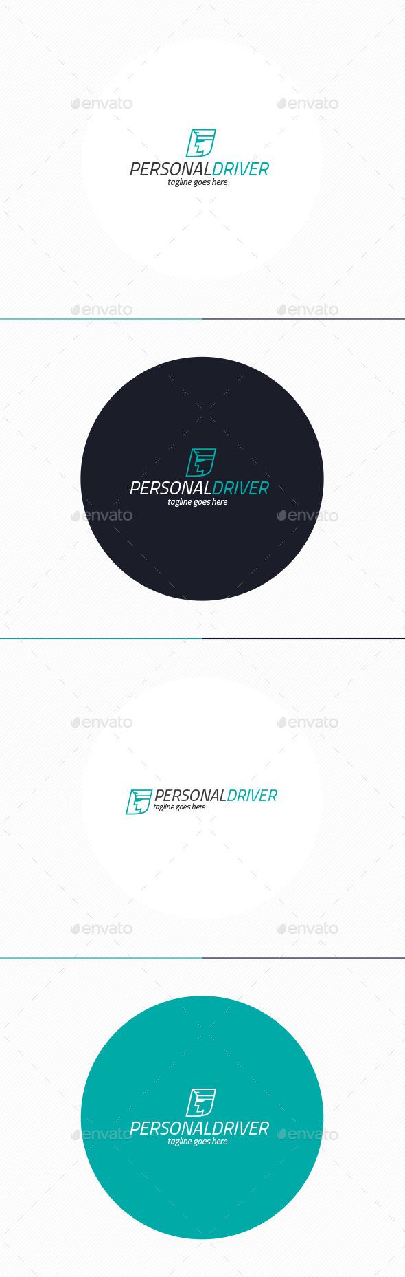 GraphicRiver Personal Driver Logo 10429574