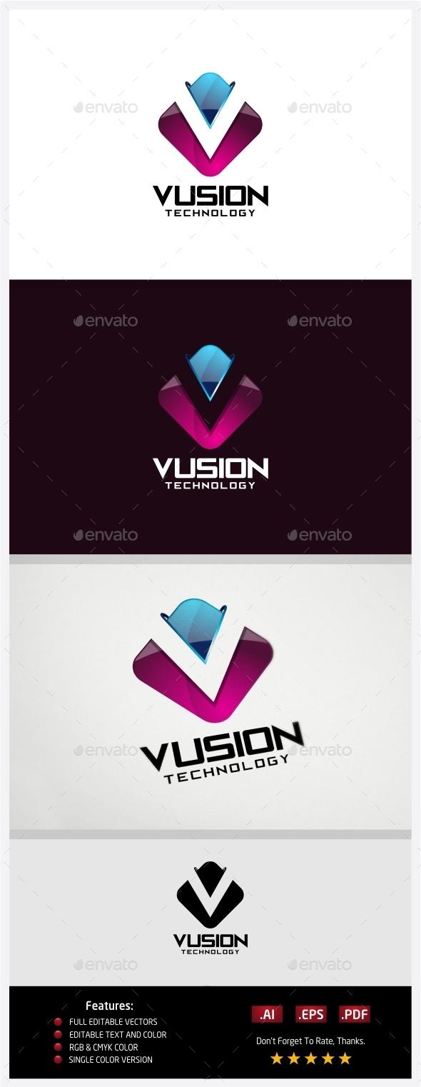 Vusion Technology Logo