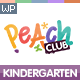 PeachClub | Kindergarten ChildCare WordPress Theme