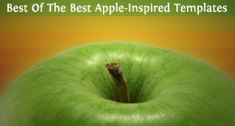 Best Of The Best Apple-Inspired Templates
