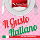 Italian Taste Rollup Banner 22 - GraphicRiver Item for Sale