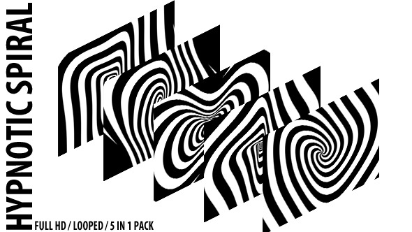 Hypnotic Spirals Pack