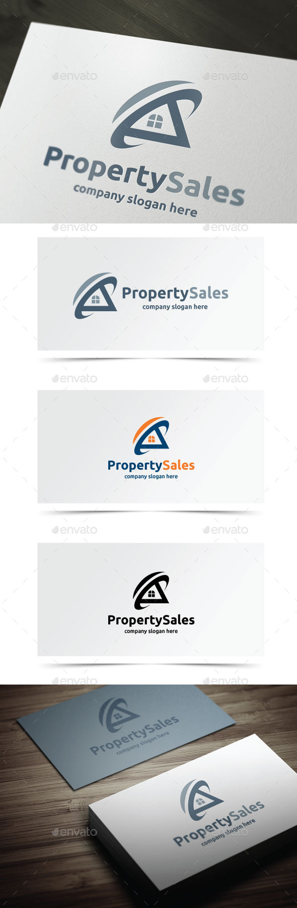 GraphicRiver Property Sales 10432324