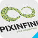 Pixinfinite Logo - GraphicRiver Item for Sale