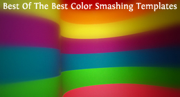 Best Of The Best Color Smashing Templates