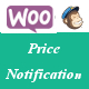 Woocommerce Price Notification