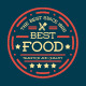 Best Food Badges - GraphicRiver Item for Sale