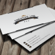 White Classic Business Card - GraphicRiver Item for Sale