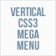 Vertical CSS3 Mega Menu - CodeCanyon Item for Sale