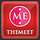 Themeet - Modern One Page Template