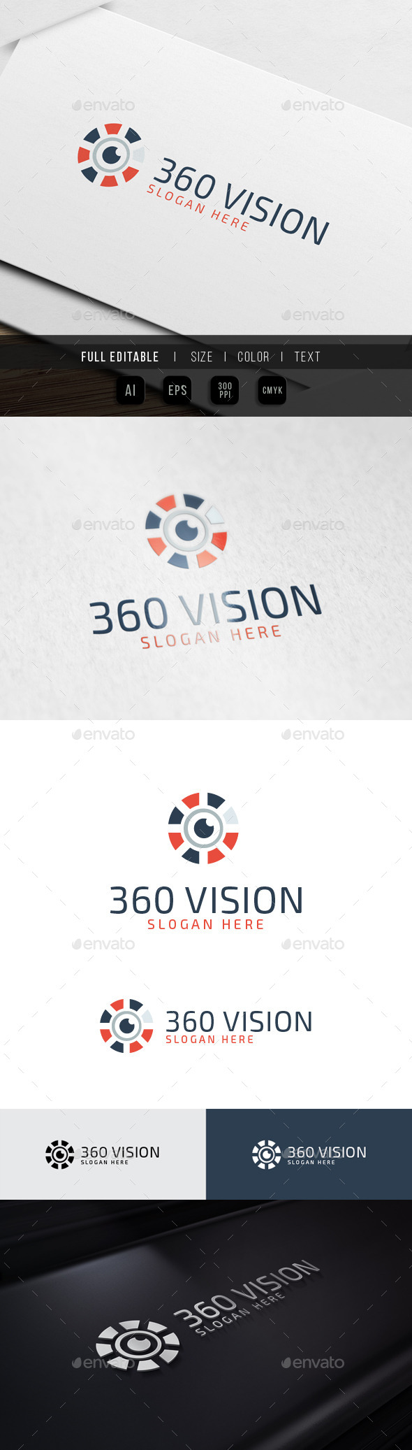 GraphicRiver 360 Vision View Media 10434893