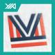Men Apparell - M Letter Logo - GraphicRiver Item for Sale