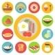 Breakfast Set - GraphicRiver Item for Sale