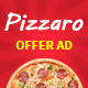 Pizza Offer | HTML5 Google Ad Template