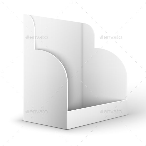 GraphicRiver Blank Holder Box 10435797