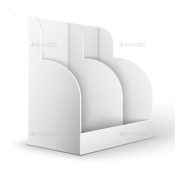 GraphicRiver Blank Holder Box 10435799