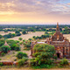 The Temples of Bagan, Myanmar - PhotoDune Item for Sale