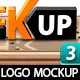 3D Logos on the Courts Mockup Vol.2 - GraphicRiver Item for Sale