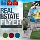 Simple Real Estate Flyer Vol.08 - GraphicRiver Item for Sale