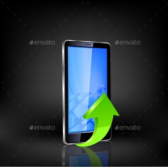 GraphicRiver Smartphone 10436933
