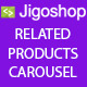 JigoShop related products carousel - CodeCanyon Item for Sale