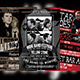 3 PSD Concert Flyer Bundle - GraphicRiver Item for Sale