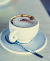 cappuccino with cinnamon - PhotoDune Item for Sale