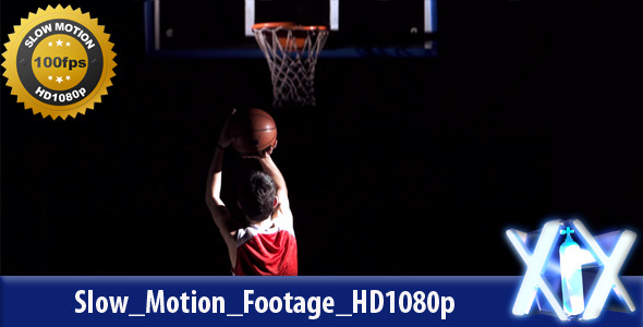 VideoHive Player Shoots For Hoop 10438281