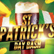 St. Patricks Party Flyer Template - GraphicRiver Item for Sale