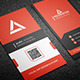 Creative Vertical Business Card Template - GraphicRiver Item for Sale