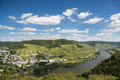 Landscape with the river Moselle in Germany - PhotoDune Item for Sale