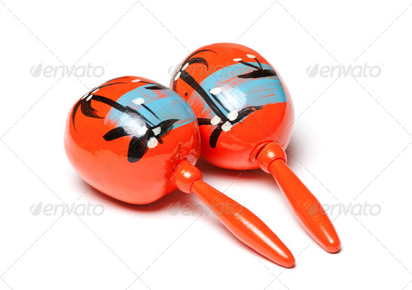maracas - Stock Photo - Images