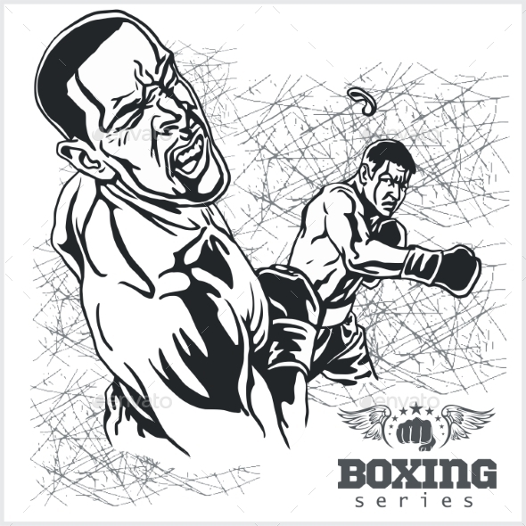 GraphicRiver Boxing Match 10439991