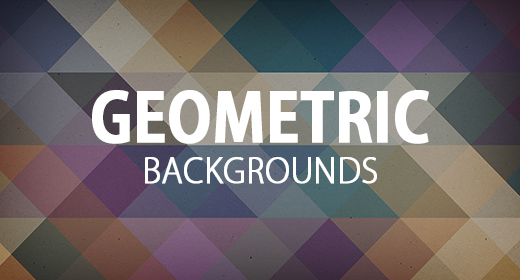Geometric Backgrounds