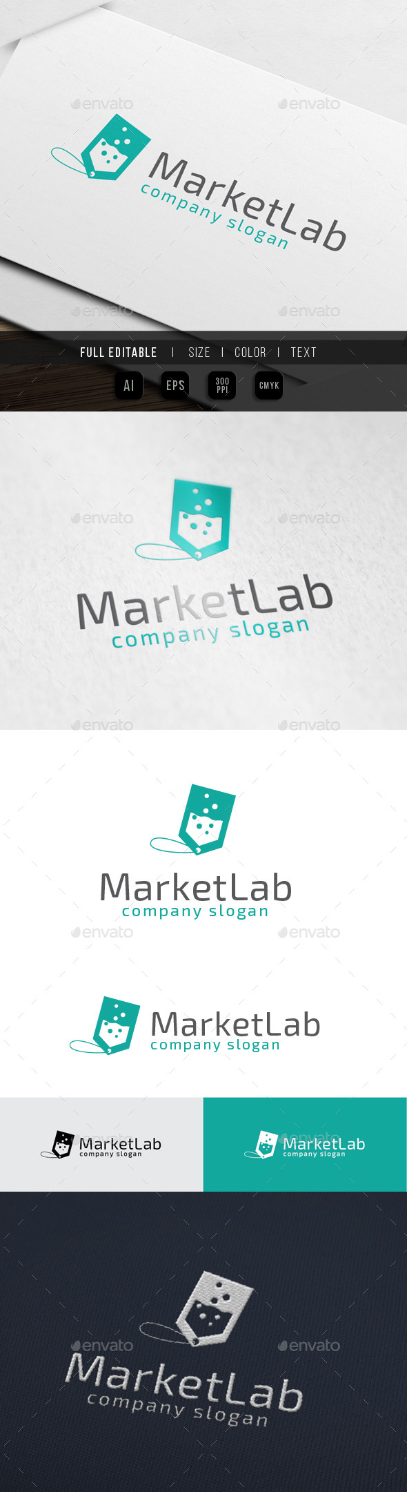 GraphicRiver Market Lab Bigsale 10440190