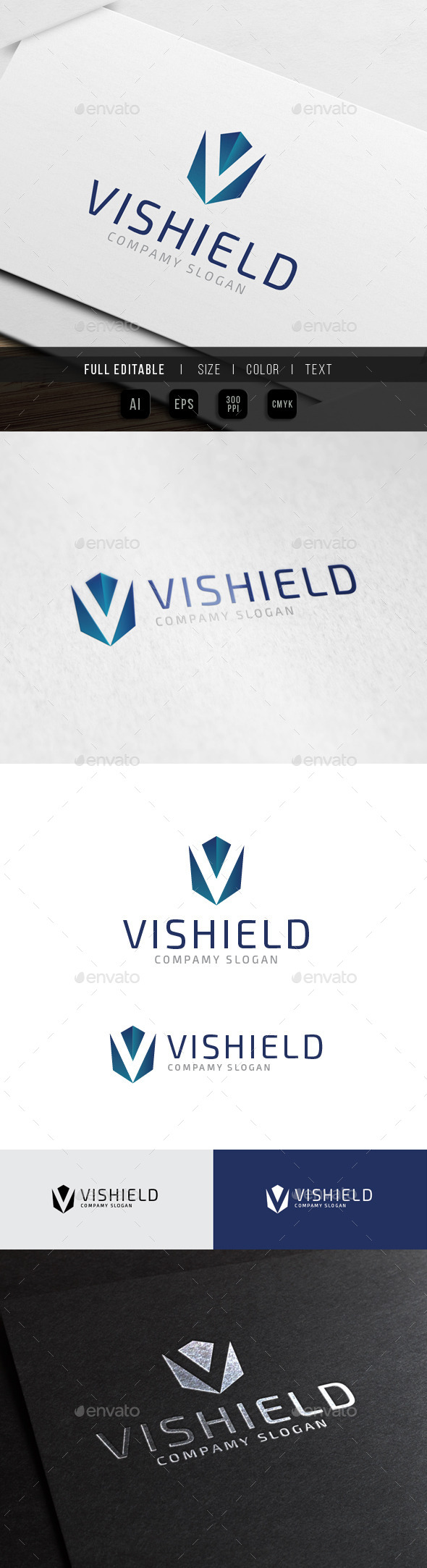 GraphicRiver V Shield Studio- Vision Security System 10440259