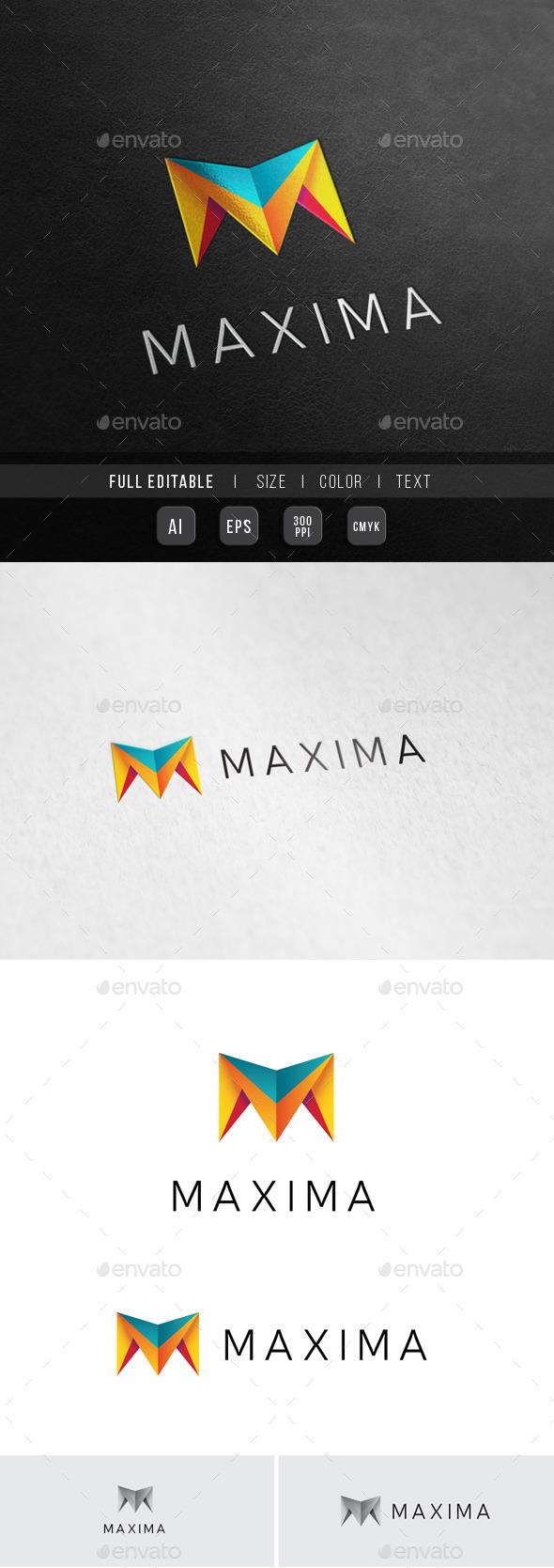 GraphicRiver Multimedia Studio M Letter 10440302