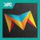 Multimedia Studio - M Letter - GraphicRiver Item for Sale